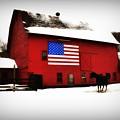 American Barn by Bill Cannon