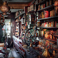 Americana - Store - Corner Grocer  by Mike Savad