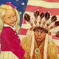 Americans New And Old by Joni McPherson