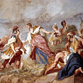 Amigoni: Dido And Aeneas by Granger
