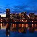 An Evening In Portland by Brian Bonham