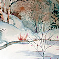 An Icy Winter by Mindy Newman