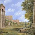Anfiteatro Romano by Guido Borelli