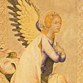Angel Gabriel  by Simone Martini