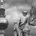 Angel In Berlin by Marc Huebner