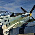 Angels Playmate P-51 by Steven Richardson