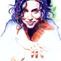 Ani Difranco by Ken Meyer jr