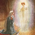 Annunciation by William Brassey Hole