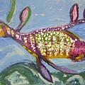 Anthropomorphic Sea Dragon 2 by Michelley QueenofQueens