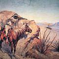 Apache Ambush by Frederic Remington