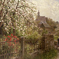 Apple Blossom by Alfred Muhlig