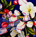 Apple Blossom Time by Karen Stark