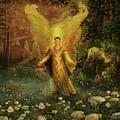 Archangel Azrael by Steve Roberts