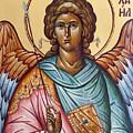 Archangel Michael by Julia Bridget Hayes