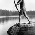 Archery: Nootka Indian by Granger