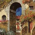 Arco Al Buio by Guido Borelli