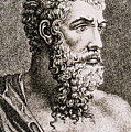 Aristotle, Ancient Greek Philosopher by Science Source