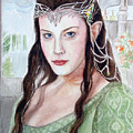 Arwen by Mamie Greenfield