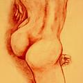 Asana Nude by Dan Earle