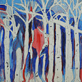 Aspen Roots by Christy Woodland