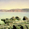 At The Sea Of Galilee by Vasilij Dmitrievich Polenov