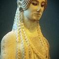 Athenian Kore by Andonis Katanos