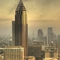 Atlanta Skyline At Dusk by Robert Ponzoni