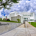Atlanta's High Museum by Mark E Tisdale