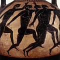 Attic Black-figured Vase by Granger