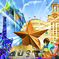 Atx Montage by Andrew Nourse