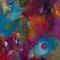 Aubergine Mist by Johnathan Harris