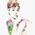 Audrey Hepburn 2 by Naxart Studio