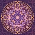 Aum Awakening Mandala by Cristina McAllister