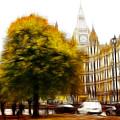 Autumn In London by Stefan Kuhn