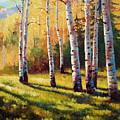 Autumn Shade by David G Paul