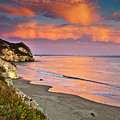 Avila Beach At Sunset by Mimi Ditchie Photography