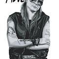 Axl Rose by Unknow