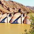 Az 2011 Apache Res - Coolidge Dam by Gregory Jeffries