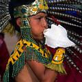 Pow Wow Aztec Tradition