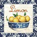 Azure Lemon 3 by Debbie DeWitt