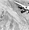 B-25 Bomber Over Germany by War Is Hell Store