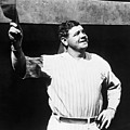 Babe Ruth 1895-1948, American Baseball by Everett