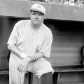 Babe Ruth, 1921 by Everett