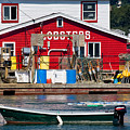 Bailey Island Lobster Pound by Susan Cole Kelly