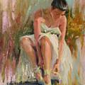 Ballerina by David Garrison