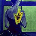 Ballerine En Hiver by Rusty Woodward Gladdish