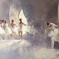 Ballet Studio  by Peter Miller
