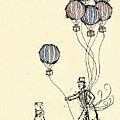 Ballons For Sale by William Addison