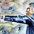 Barack Obama Commander In Chief by Brian Degnon