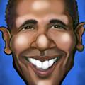 Barack Obama by Kevin Middleton